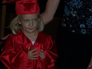 Even Pre-Kindergarten has graduation now...