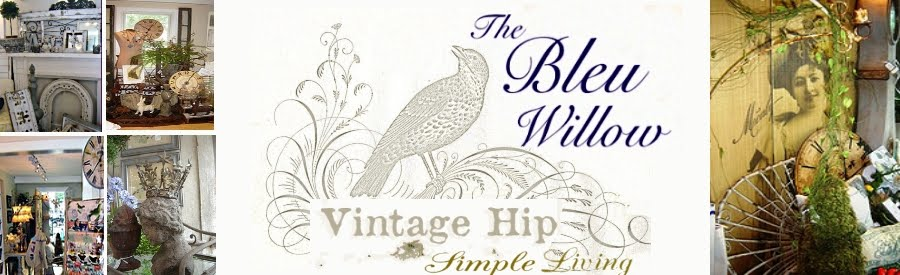 The Bleu Willow Blog