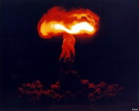 HOOD-RED: Test:Hood; Date:July 5 1957; Operation:Plumbbob; Site:Nevada Test Site (NTS), Area 9; Detonation:Baloon, altitude - 1500ft; Yield:74kt; Type:Fission