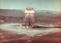 EASY: Test:Easy; Date:November 05 1951; Operation:Buster-Jangle; Site:Nevada Test Site (NTS), Area 7; Detonation:Airdrop from B-45, altitude - 1314ft; Yield:31kt; Type:Fission