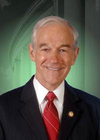 Rep. Ron Paul (R-TX)