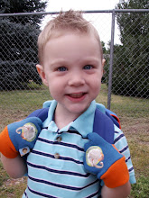 Preston's 1st Day at Preschool