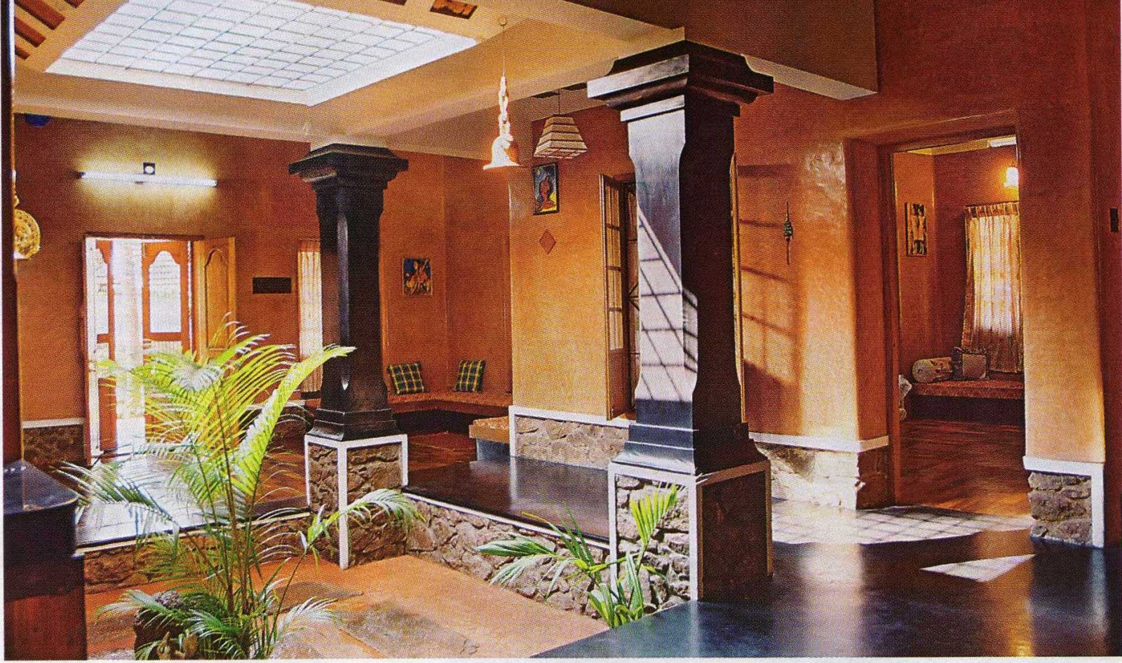 Kerala Nalukettu House Plans Nalukettu Home Plans Ideas