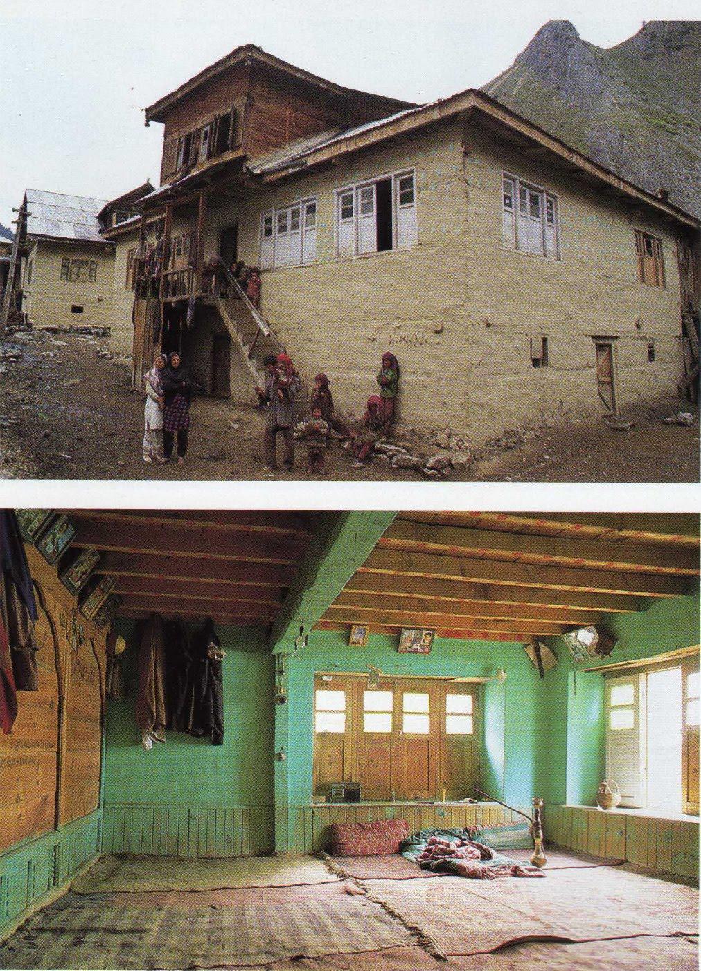 House design rural - Interior Design In Rural India