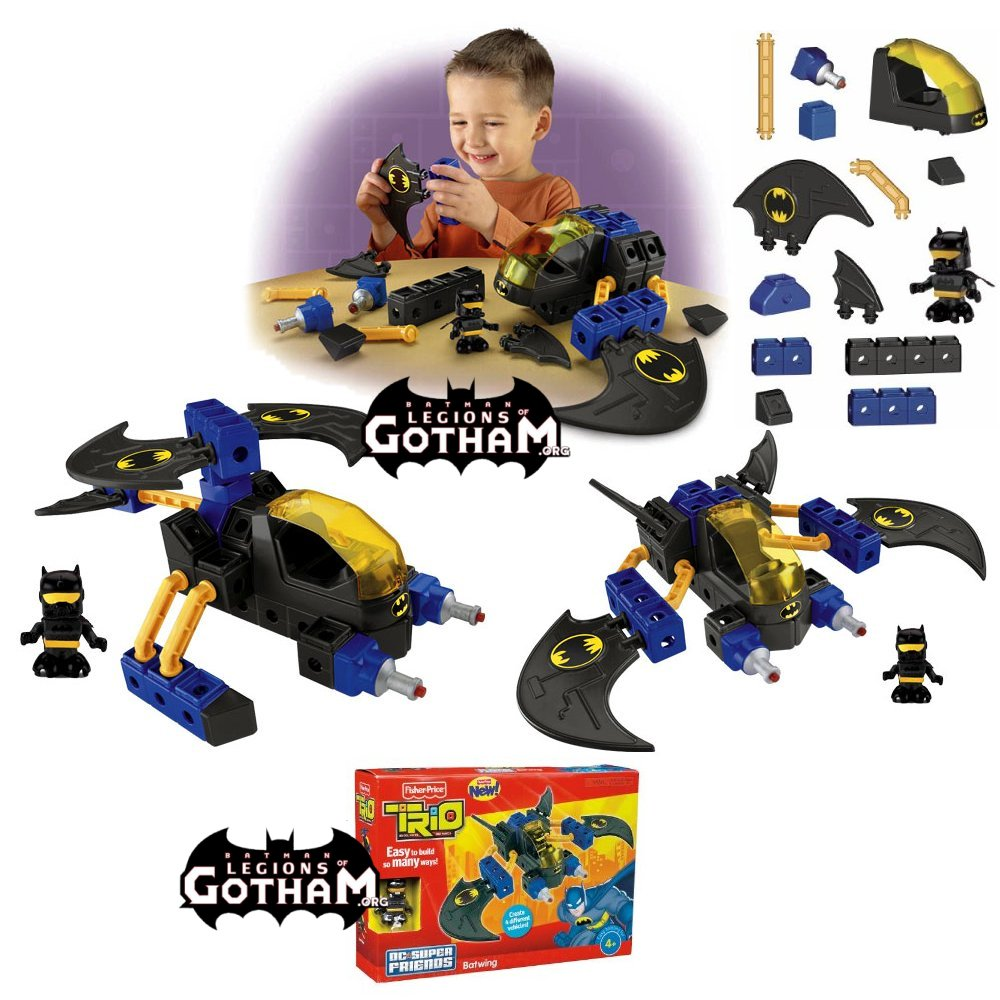 Legions of Gotham Toys on Legions of Gotham