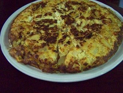 Tumba ollas y hambrientos tortilla de calabacin cebolla - Tortilla de calabacin y cebolla ...