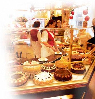 Niederegger Cafe Cake List