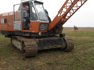 oct+2009+8 767838 DRAGLOINA SECOND HAND DEMAG B 408 Excavator Cablu 1974 36t 16.900 Euro + TVA