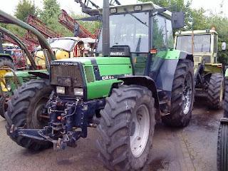Tractor+Deutz Fahr+DX+6.31+1992+120CP 751002 Tractor Deutz Farh DX 6.31 1992 120CP de vanzare second hand