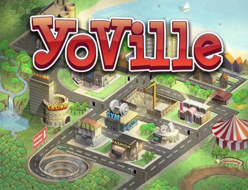 Yoville un mondo virtuale per facebook for Gioco arredare casa virtuale