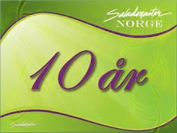 Saladmaster 10 i Norge