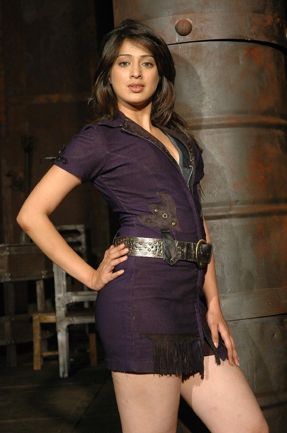 Film Actress Hot Pics Lakshmi Rai Rai Hot Thigh Show In Mini Skirt