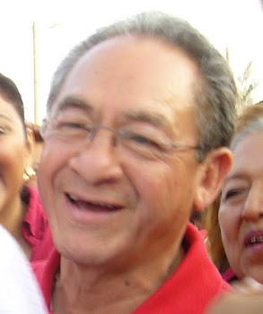 Candidato a la presidencia municipal de Nanchital
