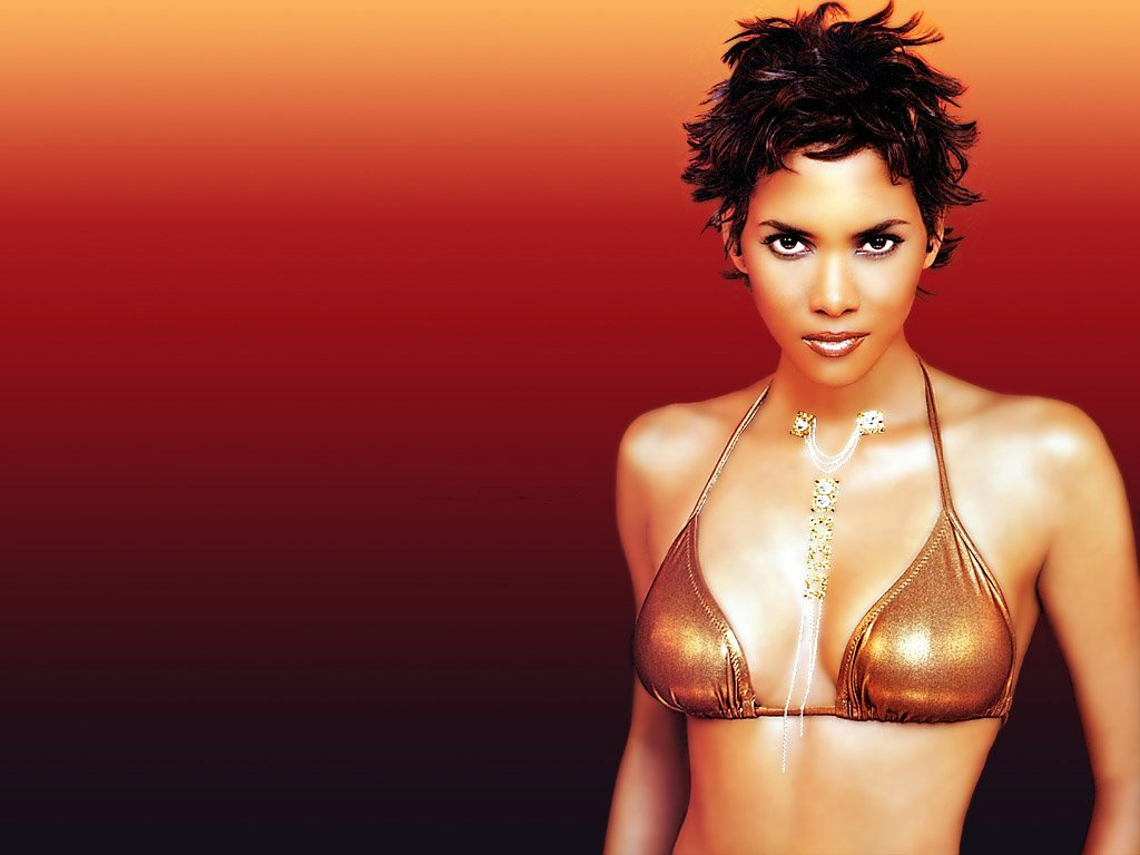 halle berry wallpaper