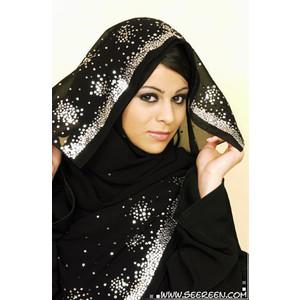 Free Wallpaper Arta Cafelei Beautiful Decent Hijabs