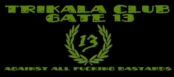 Trikala Club - Gate 13
