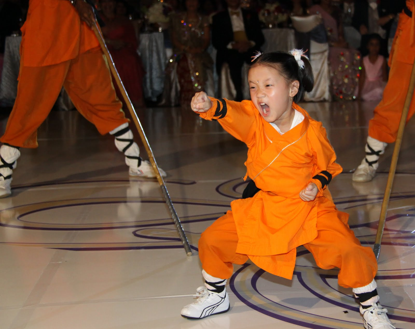 Any more shaolin martial arts are