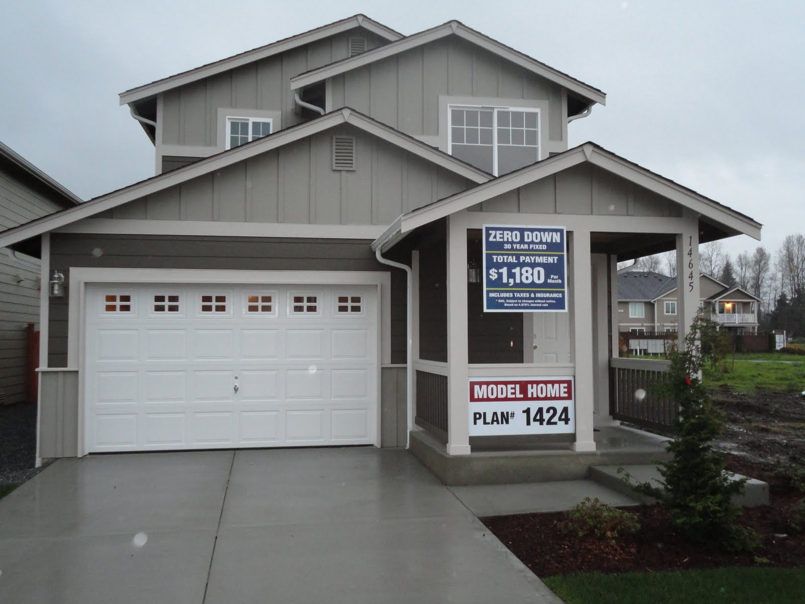 my lender dan keller marysville new construction