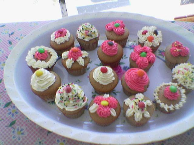 Resep Cup Cake