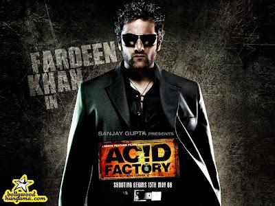 Acid Factory Movie