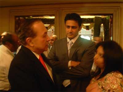 Akshata Murthy & Rishi Sunak  wedding photo