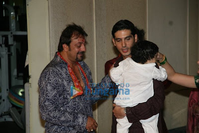 Sanjay Dutt, Zayed Khan