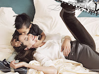 Angelina Jolie's surnam is Voight