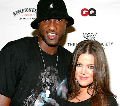 Khloe Kardashian |  Lamar Odom | Khloe Kardashian Wedding | Lamar Odom and Khloe | Abc Music Lounge