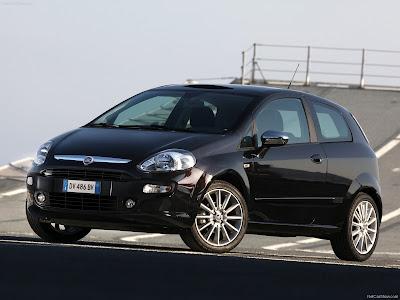 Fiat Punto Evo 2010 Pictures