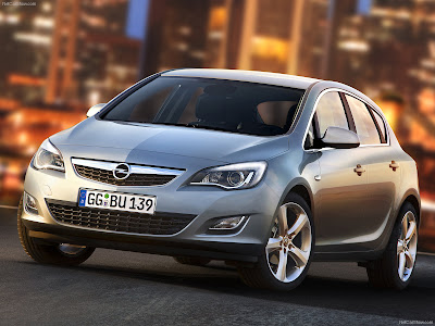 Opel Astra Car Pictures