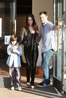 Megan Fox & Brian Austin photo