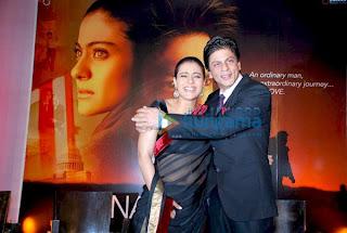 Shahrukh Khan, Kajol & Karan Johar photo