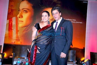 Shahrukh Khan, Kajol & Karan Johar photo