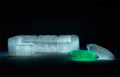this is grass sofa
