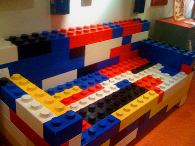 this is lego sofas
