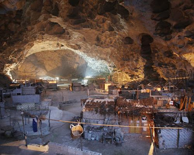 First documented in December 1966, the Cave of the Swallows is a pit cave located in San Luis Potosí, Mexico,