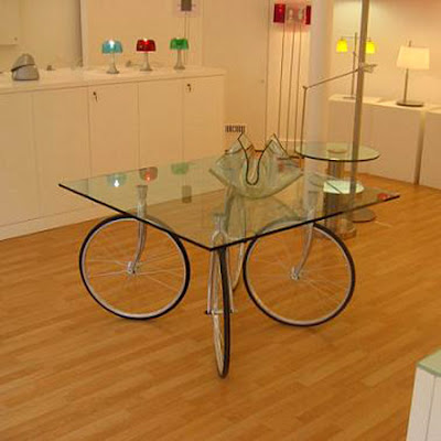 there are modern table collection