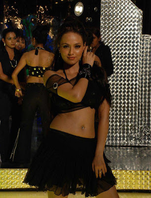Sana khan in function