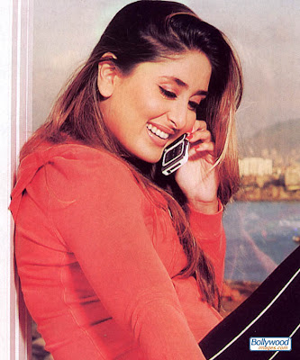 kareena kapoor was very baeutiful and young.