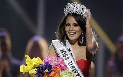 Miss Universe 2010: Mexico's Jimena Navarrete crowned as Miss Universe 2010