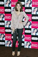 Selena Gomez Promoting Her Album In Madrid