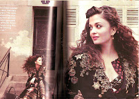 Aishwarya Rai Hi! Blitz India October 2010