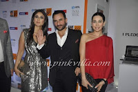 Photo shoot of Kareena Kapoor, Saif Ali Khan and Karishma Kapoor @ HDIL Day 2