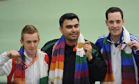 CWG 2010 Day 7 Photos Gallery