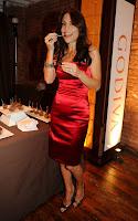 Bethenny Frankel at the NYC Food & Wine Festival