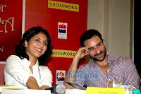 Saif Ali Khan Launches Anuja's Book Battle For Bittora