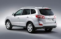 Hyundai Santa Fe Photos