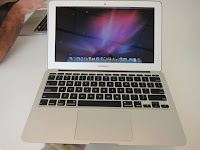 The New MacBook Air Pictures