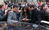 Shahrukh and Priyanka at Don 2 Berlin Press Conference