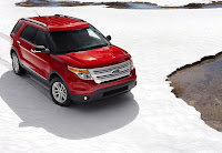 2011 Ford Explorer Pictures